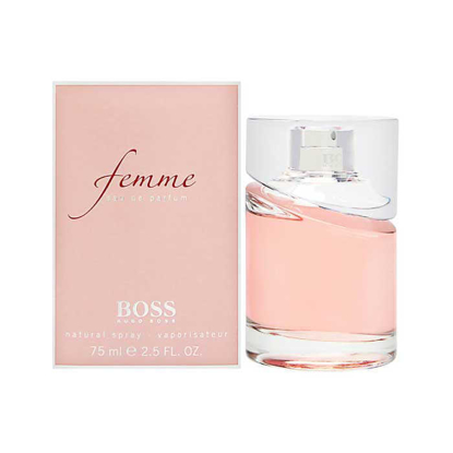 Picture of Boss Femme By Hugo Boss For Women - Eau De Parfum, 75Ml