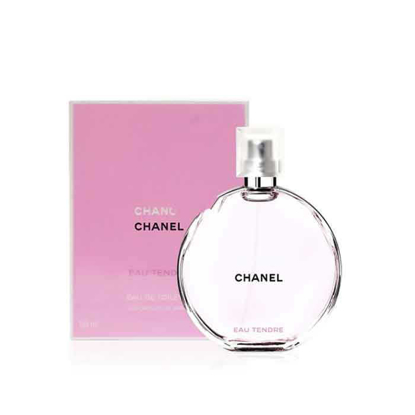 Picture of Chanel Chance Eau Tendre for Women - Eau de Parfum, 50 ml