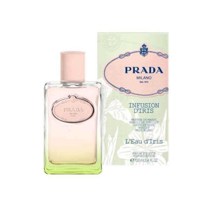 Picture of Prada Milano Infusion D'Iris Eau de Parfum Spray for Women, 1.7 Ounce