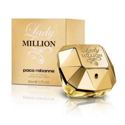 Picture of Lady Million by Paco Rabanne for Women 80mL Eau de Parfum