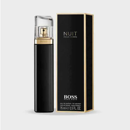 Picture of Hugo Boss Boss Nuit Pour Femme For Women - Eau de Parfum