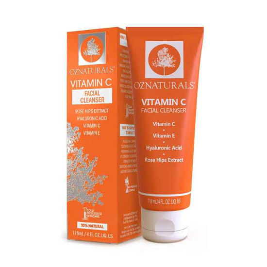 Picture of Vitamin C Facial Cleanser 118ml
