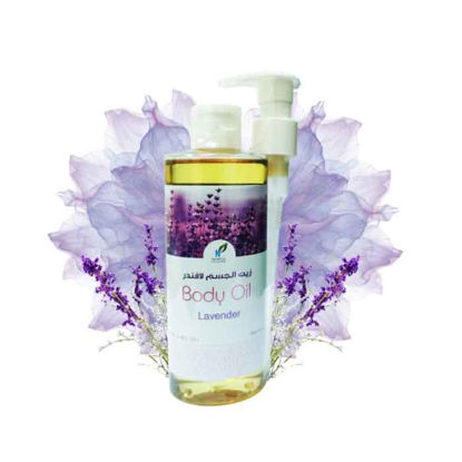 Picture of NV-Lavender Body Oil
