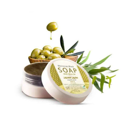 Picture of NV-Moroccan Soap with Olive Oil