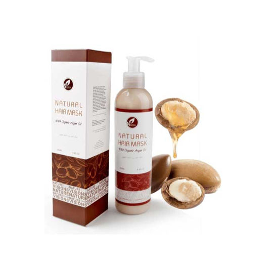 Picture of NV-Natural Hair Mask with Organic Argan Oil